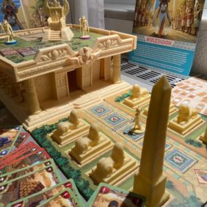 Cleopatra and the Society of Architects Deluxe
