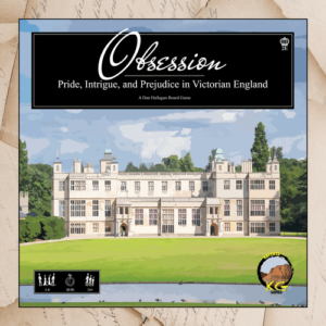 Obsession 2nd Edition