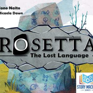 Rosetta The Lost Language