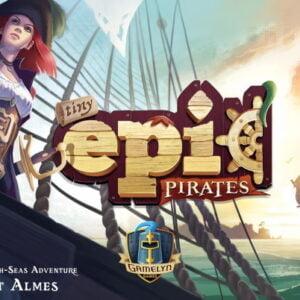 Tiny Epic Pirates Deluxe