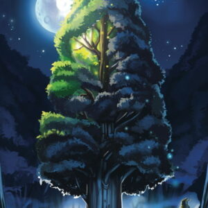 Photosynthesis Under the Moonlight