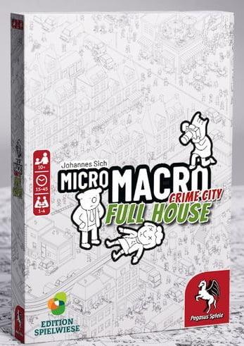 MicroMacro Crime City 2 – Full House