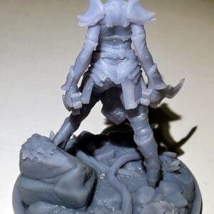 Miniatiūra Elf Warrior