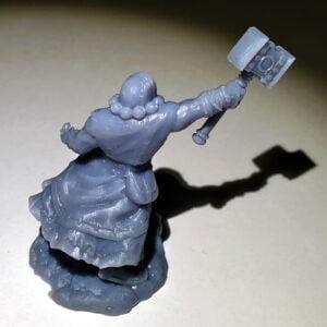 Miniatiūra Orc