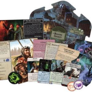 Arkham Horror (Third Edition) Secrets of the Order