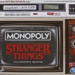 Monopoly Stranger Things collector edition