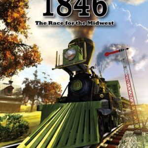 1846 The Race to the Midwest 2nd Printing