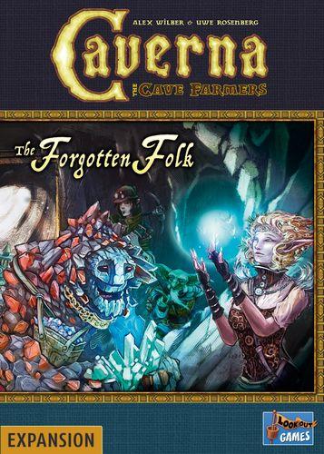 Caverna The Forgotten Folk