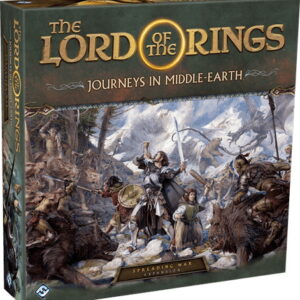 The Lord of the Rings Journeys in Middle-Earth Spreading War