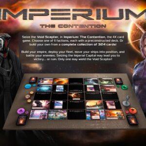 Imperium The Contention
