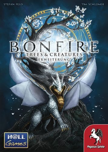 Bonfire Trees & Creatures
