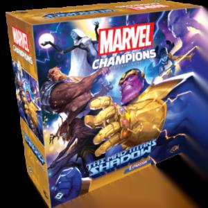 Marvel Champions The Mad Titan's Shadow