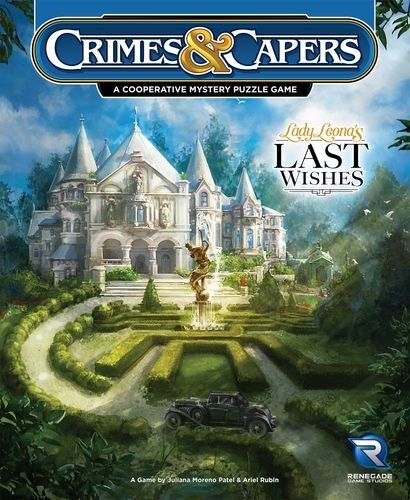 Crimes & Capers Lady Leona's Last Wishes