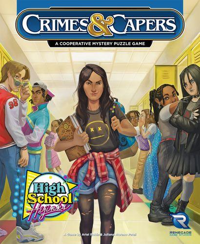 Crimes & Capers High School Hijinks