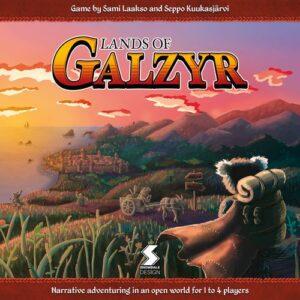 Lands of Galzyr
